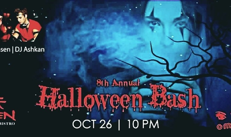 Annual Famous Halloween Bash - Sold Out
