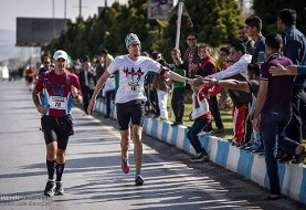 Iran hosts first Tehran International Marathon