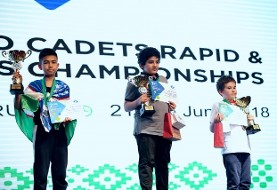 Young Iranians win Gold and Silver at the FIDE World Chess Championships