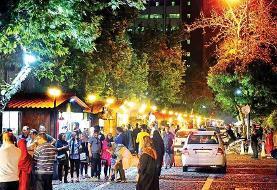 گزارشی از شبهای بی خواب تهران در ماه رمضان: افطار با بوی گندم، زعفران و ...