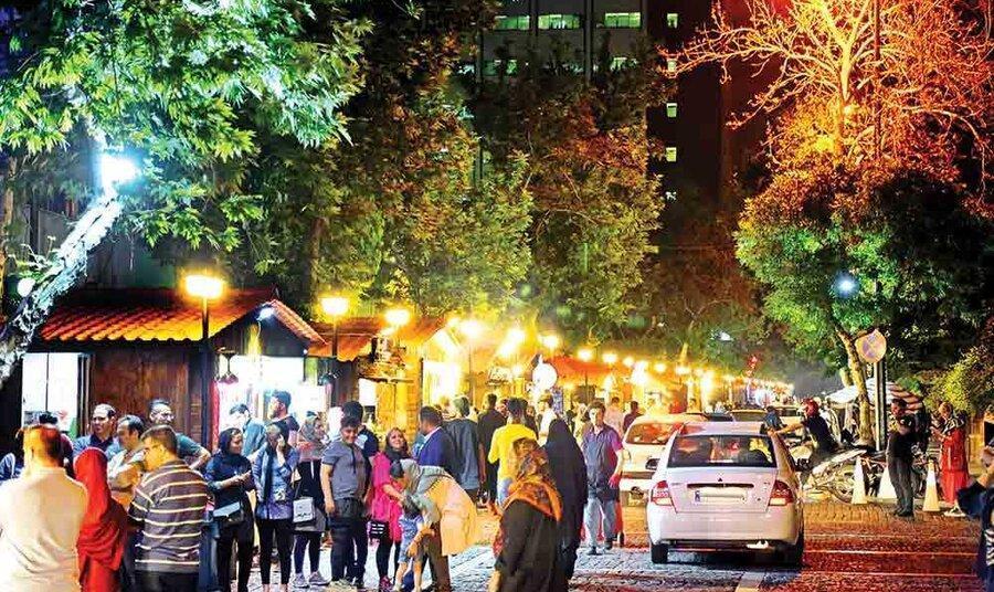 گزارشی از شبهای بی خواب تهران در ماه رمضان: افطار با بوی گندم، ...