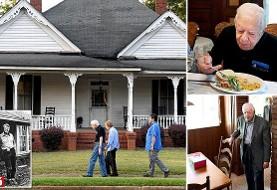 خانه جیمی کارتر چند می ارزد؟ مقایسه با ثروت اوباما، کلینتون و بوش
