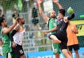پیروزی تیم ملی هندبال ایران برابر ژاپن: مصاف با عربستان، کره و عمان