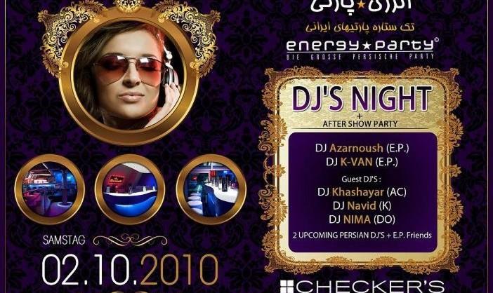 Energy Party with The Best DJs in Düsseldorf