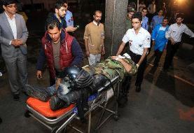 اولین  مورد حمله به نیروی انتظامی در جریان چهارشنبه سوری: پرتاب نارنجک دست ساز به سوی نیروی انتظامی در امام زاده حسن توسط افرادی ناشناس