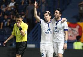 گل یک استقلالی بهترین گل تاریخ لیگ قهرمانان آسیا شد