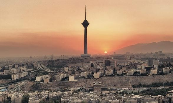 Which Parts of Tehran are Sinking Fast? and Why?