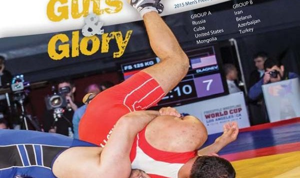 Support Iranian Team in World Cup of Freestyle Wrestling in Los Angeles