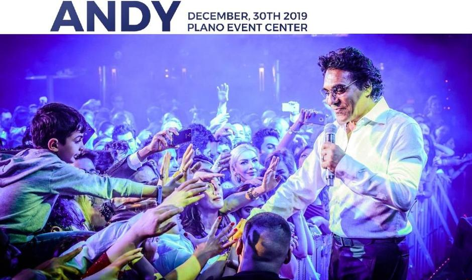 Special Promotion: Andy New Year Festival in Dallas