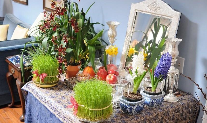 (ظرفیت تکمیل شد) جشن خانوادگی نوروز ۱۳۹۴ با شام ایرانی٬ رقص٬ و برنامه برای کودکان ـ فیلادلفیا  SOLD OUT!