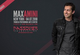 Max Amini Live in New York: Passover Celebration