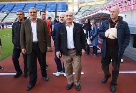گرشاسبی و دو عضو هیات مدیره بازنشسته پرسپولیس استعفا کردند بعد تکذیب شد بعد تایید!؟