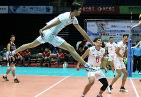 Iran crushes Japan 3-0 in Asian Men's U20 Volleyball Semi-Finals (Video)