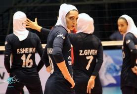 اعجوبه زن والیبال ایران با ۳ هزار دلار استخدام تیم بلغاری شد! «هیولا» لقب بلغاریها برای مائده برهانی که با حجاب تمرین میکند