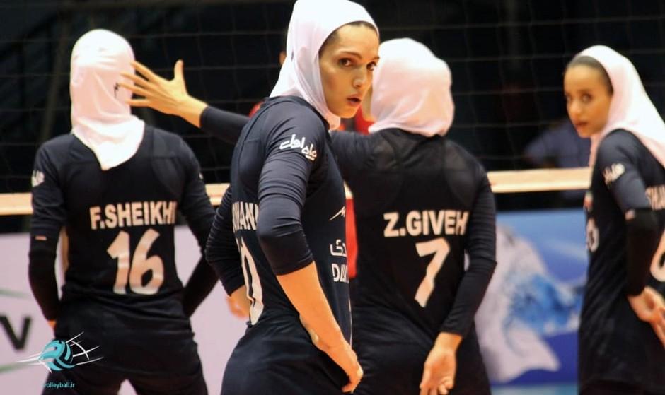 اعجوبه زن والیبال ایران با ۳ هزار دلار استخدام تیم بلغاری ...