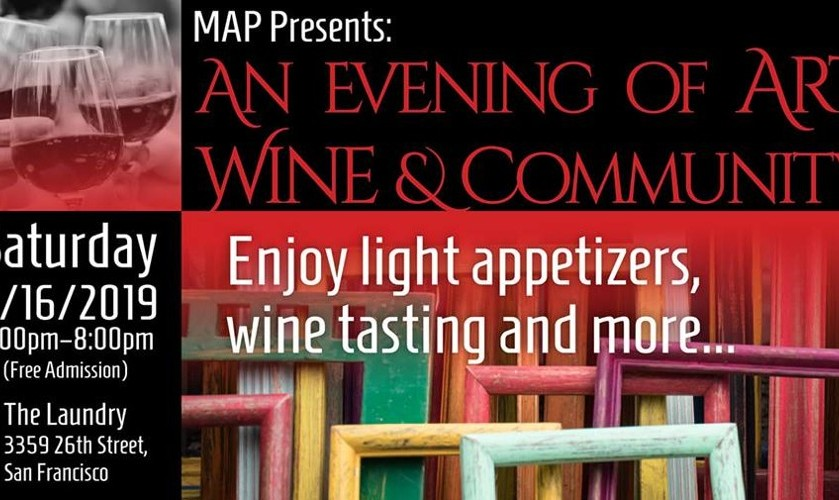 An Evening Of Iranian Art, Wine & Community