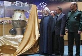 ترامپ: به ایران اجازه داده نخواهد شد تا با موشک ماهواره به فضا پرتاب کند، اگر شکست نمیخورد اطلاعات حساسی به آنها میداد