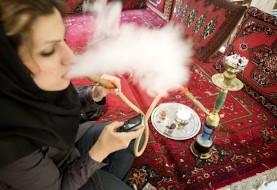 سن شروع مصرف قلیان دختران به ۱۴ سال رسید! استفاده از قلیان در دختران ۱۰ برابر سیگار است