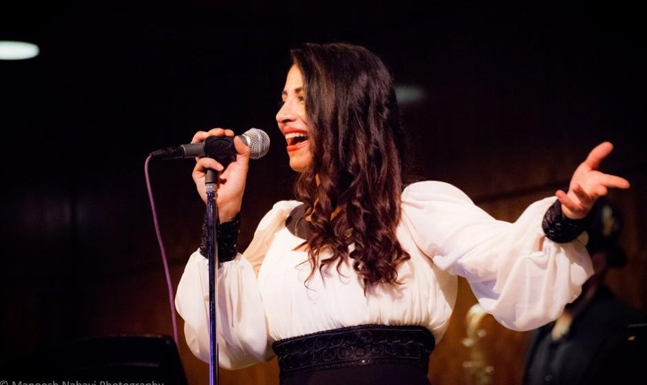 Sara Naeini Live in Los Angeles