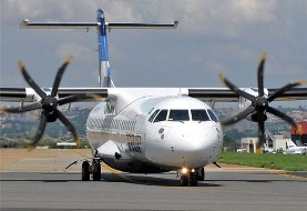 ایران ایر در انتظار دریافت پنج فروند هواپیمای ای تی آر جدید است