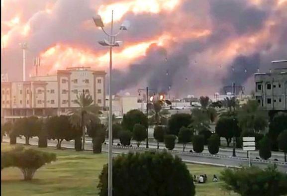 مقام آمریکایی: حمله به ۱۹ نقطه نفتی عربستان  با موشک های ایران ...