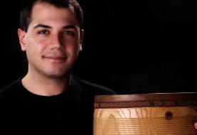کلاس آموزش موسیقی توسط آراز نایب پاشایی در جشنواره تیرگان