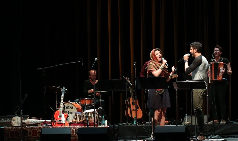 Tear a Root from the Earth: American and Afghan folk music