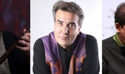 کنسرت سنتی فارسی: بهداد بابائی، اردشیر کامکار و حمیدرضا نوربخش