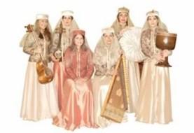 کنسرت گروه بانوان مهر در مادرید