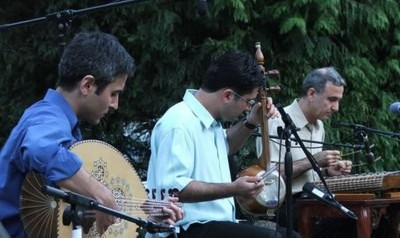 Shabava Ensemble in Portland Community College