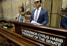 Iranian American Lt. Governor Cyrus Habib Gives Up Political Power to ...