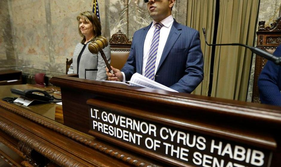 Iranian American Lt. Governor Cyrus Habib Gives Up Political Power ...