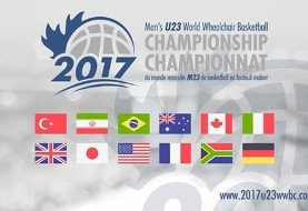 World Cup U-۲۳ Wheelchair Basketball Canada