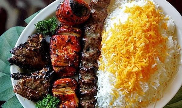 شب کباب ایرانی با دانشجویان دانشگاه نیویورک
