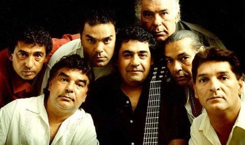 The Gipsy Kings and Ishtar the Voice of Alabina