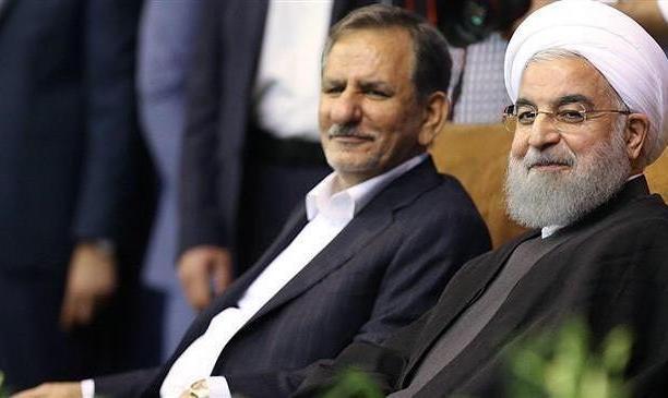 دفاع جهانگیری از روحانی در متلک به رهبری و سپاه: اگر تصمیمگیر باشیم مردم میگویند پس خودتان هم بروید رای دهید!