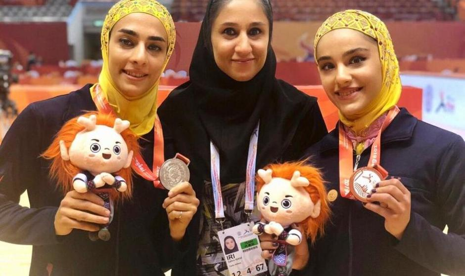 ایران در قلب چین قهرمان ووشوی جهان شد