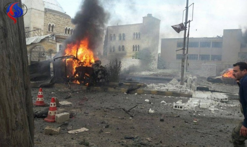 حمله های انتحاری داعش در شرق سوریه در میان پناهجویان دستکم ۶۵ کشته برجای گذاشت