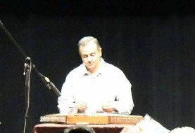 Music Workshop on Dastgah-e Homayoun by Saman Mahmoudi