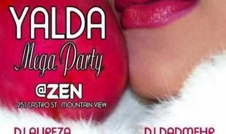 Yalda Mega Party