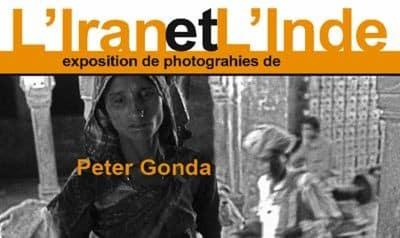 ایران و هند: نمایشگاه عکاسی پیتر گوندا و کمال