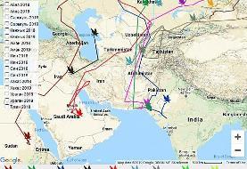 چگونه یک عقاب روسی متصل به جی پی اس با ارسال پیامک از ایران پژوهشگران را شگفت زده و ورشکست کرد؟