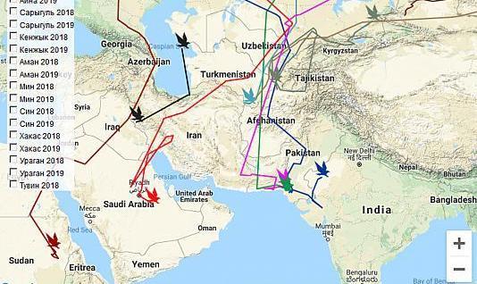 چگونه یک عقاب روسی متصل به جی پی اس با ارسال پیامک از ایران ...