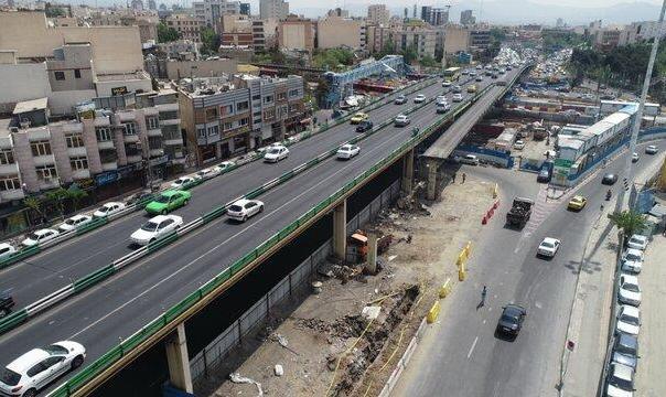پل گیشا مسدود شد: پروژه ساخت تونل ده تا ۱۱ماه به طول میانجامد