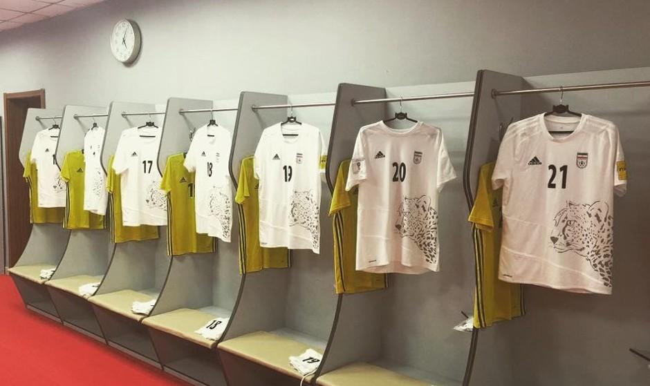 یوز ایرانی از روی پیراهن تیم ملی حذف شد: نظرتان درباره طراحی پیراهن تیم ملی برای جامجهانی ۲۰۱۸ چیست؟