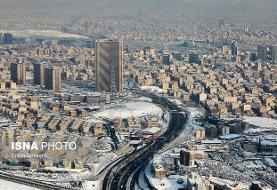 قیمت مسکن در روزهای کرونایی تهران: کاهش ۲۴ درصدی معاملات مسکن