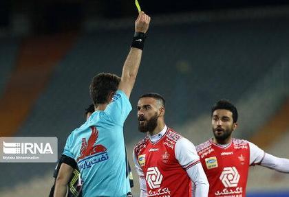 سیستم ویدیو چک نیاز اصلی فوتبال ایران! عذرخواهی آقای داور از پرسپولیسیها به خاطر پنالتی جنجالی