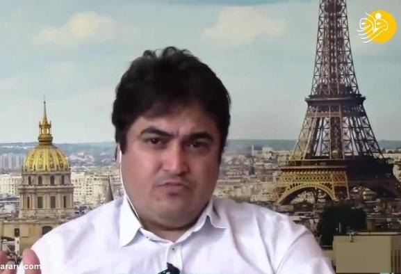 سپاه پاسداران: روحالله زم را طی عملیات پیچیده و حرفهای ...