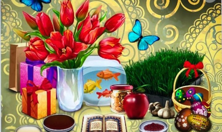 Norooz Iranian New Year Celebration