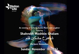 Shahrokh Moshkin Ghalam  and  Fariborz Davoodian: In memory of Stefan Adelipour